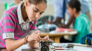Çocuklar İçin Robotik Eğitimi