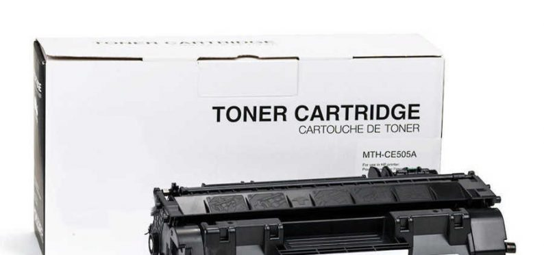 Canon CRG 719 Muadil Toneri