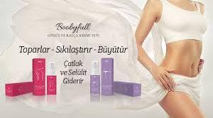 Boobyfull Krem Türkiye'de Satışa Sunuldu