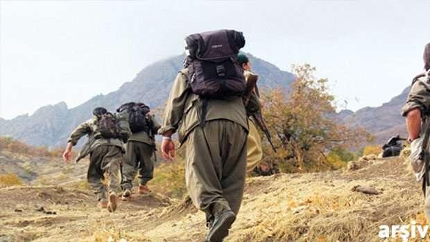 7 PKK'lı Şırnak'ta Teslim Oldu