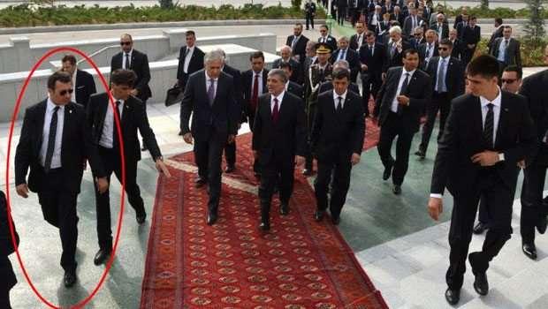 Abdullah Gül'ün Koruması Şehit Oldu