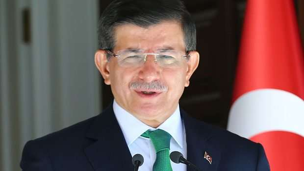 Başbakan Ahmet Davutoğlu'ndan Açıklama