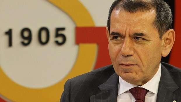 Dursun Özbek'ten Açıklama