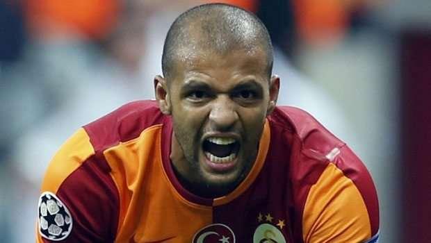Galatasaray'da Melo'nun Yerine Chedjou Geçecek