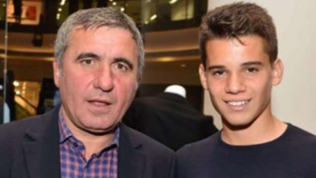 Hagi'nin Oğlu Fiorentina'da