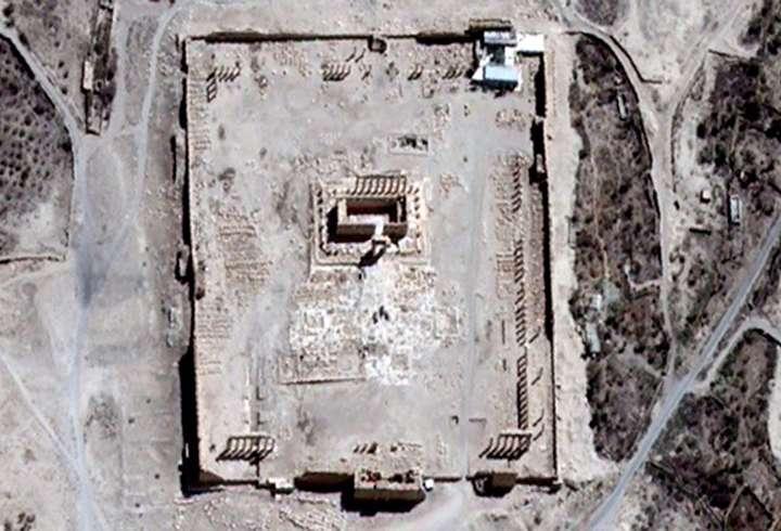 IŞİD, Mezarları Bombaladı