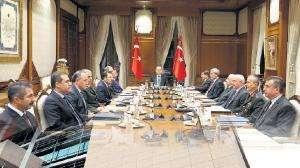 Liderlerin Toplantısı 1:15 Dakika Sürdü
