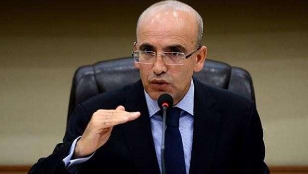 Maliye Bakanı Şimşek'ten Açıklama