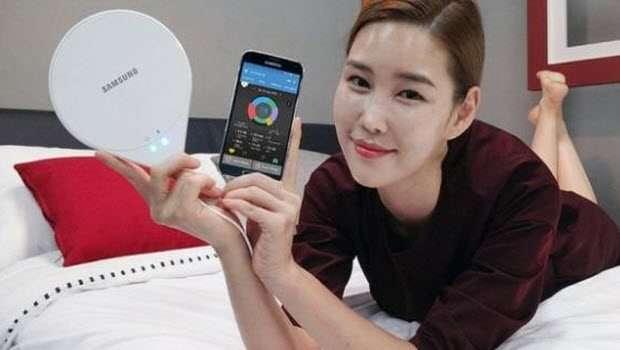 Samsung'dan Uyku Analiz Cihazı