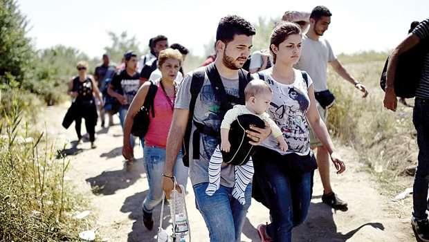 Terör Olayları'ndan Sonra Bağdat'tan Almanya'ya Gittiler