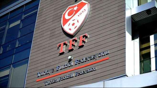 TFF'den 7 Kulübe Ceza