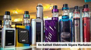 Türkiyenin En Çok Satan Elektronik Sigara E Ticaret Sitesi