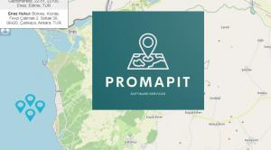 Harita Yazılımlarında Tecrübeli Alternatif – Promapit