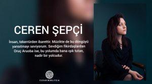 CEREN ŞEPÇİ İLK SINGLE!